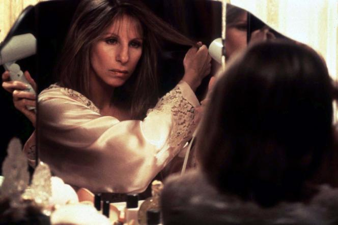 Barbra Streisand dans «The Mirror Has Two Faces» (1996).